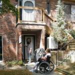 Доступ инвалидов на улицу